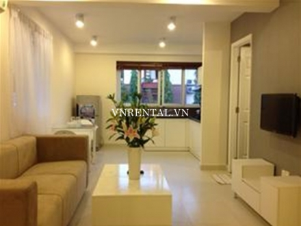Nguyen Van Huong St 1 bedroom serviced apartment for rent, district 2, HCMC