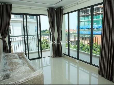 Brand new beautiful serviced apartment for rent in Thao Dien, District 2, Ho Chi Minh City