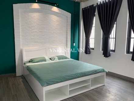 Nice serviced apartment for rent in District 10, Ho Chi Minh City