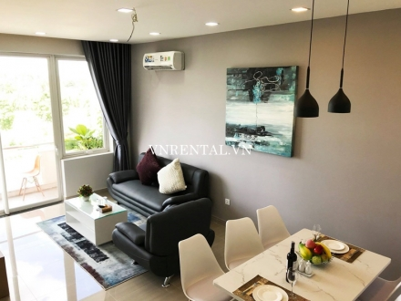 New beautiful apartment for rent in Sala City, District 2, HCMC